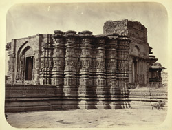 [Great] Temple at Lonar, [from the north-west]
